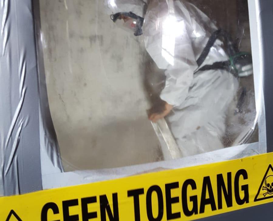 Asbestverwijdering Amsterdam