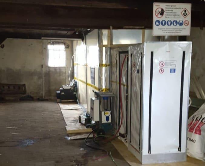 besparen op kosten asbest verwijderen